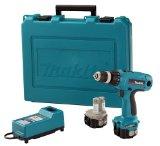 Makita 6217DWDE 12-volt NiMH 3/8-inch Cordless Drill/Driver Kit