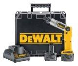 DEWALT DW920K-2 1/4-Inch 7.2-Volt Cordless Two-Position Screwdriver Kit  User Reviews